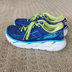 Hoka one one running shoes 6.5